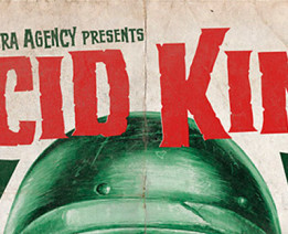ACID KING 2014 EURO TOUR w/ Pet the Preacher