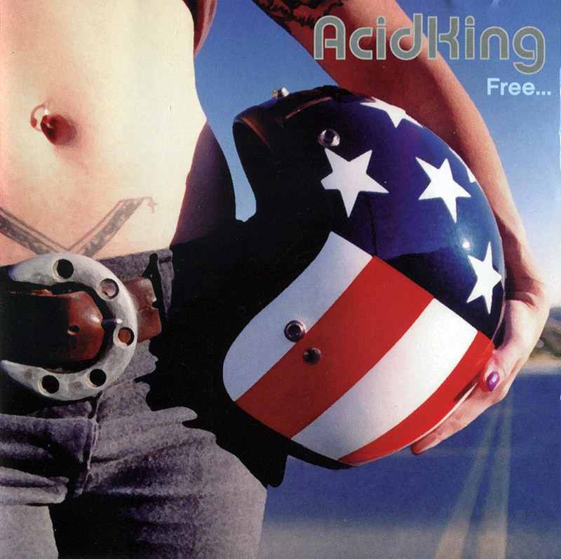 ACID KING / CLEARLIGHT SPLIT CD