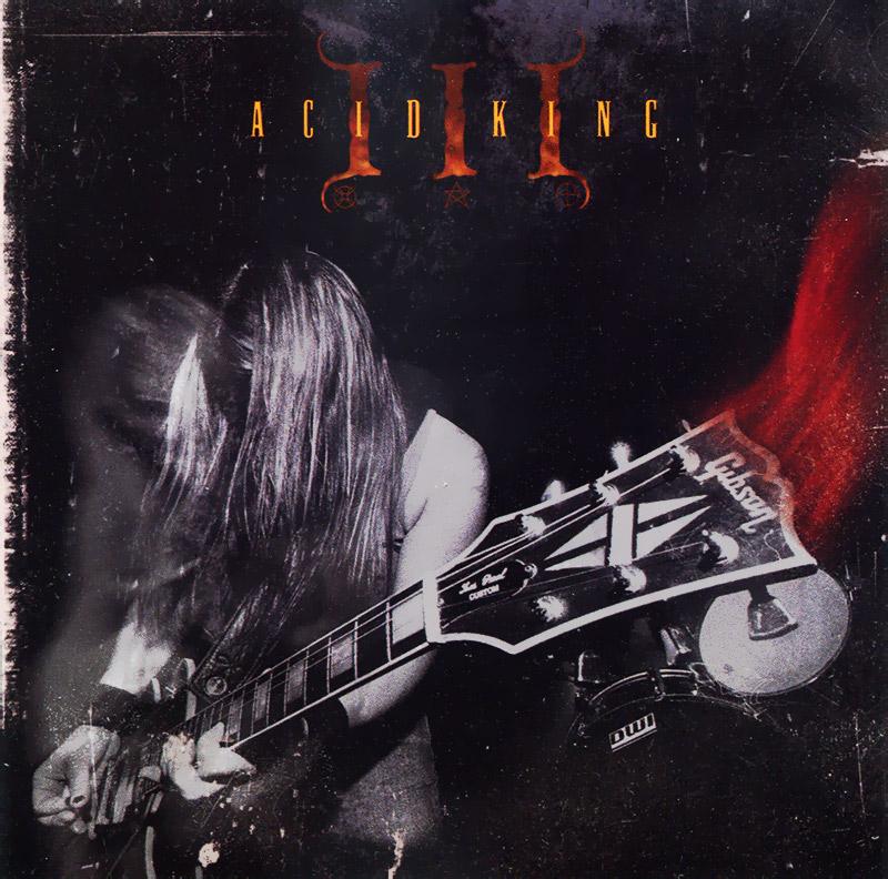 ACID KING III CD