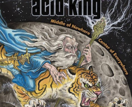 Acid King Release Slated for April 17th! 1st Release in 10 years