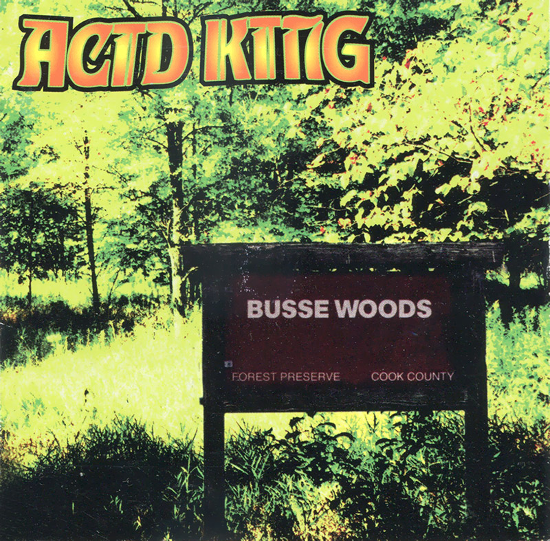 BUSSE WOODS EXTREMELY LIMITED VINYL