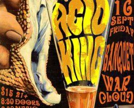 Acid King in San Francisco!