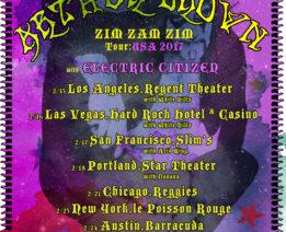 Acid King & Arthur Brown!