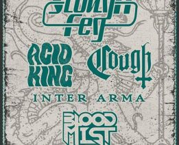 Acid King in Baltimore for Days Of Darkness Prefest!  Friday 10/27